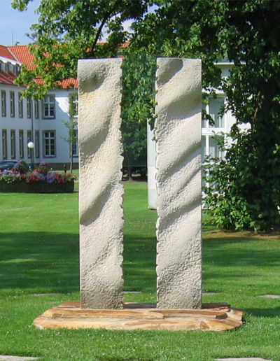 Lansmann: Steinbildhauerei Bad Bentheim