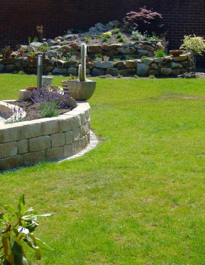 Lansmann: Gartengestaltung