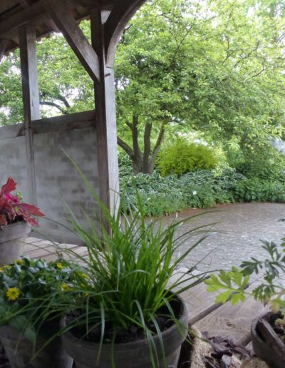 Lansmann: Gartenpflege