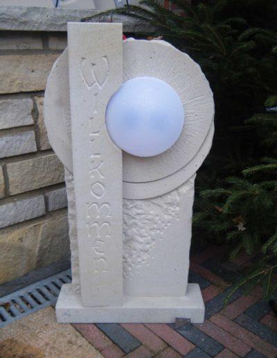 Lansmann: Solarlampe